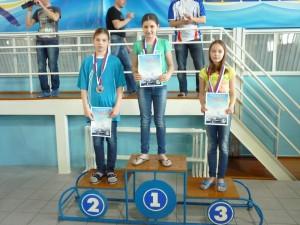 Васютина Софья серебрянный призёр соревнований