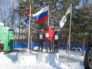 Лыжные гонки юноши Тында