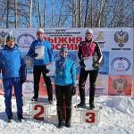 лыжня россии фото